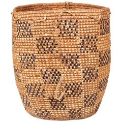 19th Century Klickitat Carrying Basket