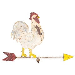 Antique Rooster Weathervane