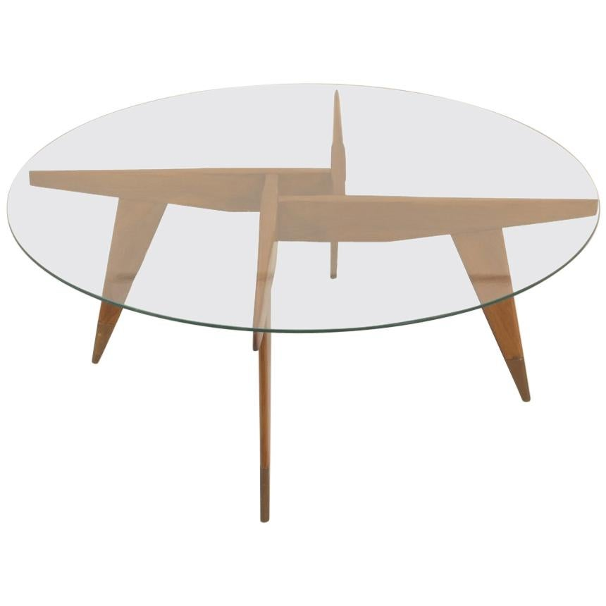 Cocktail Table by Gio Ponti for Singer & Sons