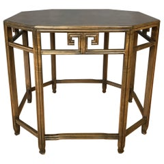 Michael Taylor for Baker Far East Collection Octagonal End Table