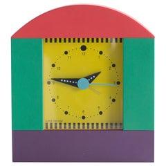 Arch Alarm Clock Shohei Mihara Wakita Superpresent Postmodern, 1980s