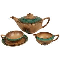 Ceramic Tee Set from 1920s, Germany