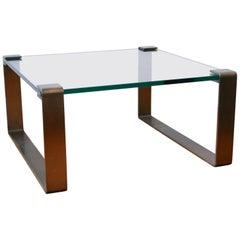 Elegant Midcentury Coffee Table by Peter Draenert for Draenert, 1960s, Germany