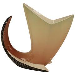 Ceramic Table Lamp from vi. Bi Ceramic Torino from 1950s