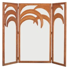 Vivai del Sud Tropicalist Screen / Room Divider from the 1970s