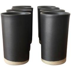 Unusual Gordon Martz Ceramic Cups
