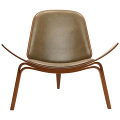 Hans Wegner CH07 Shell Chair by Carl Hansen, Denmark