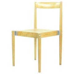 Wooden Chairs by Miroslav Navratil, Czechoslovakia, 1960s