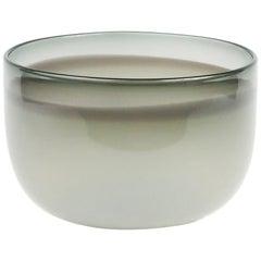 Guggisberg Baldwin Nonfoux Art Glass Bowl