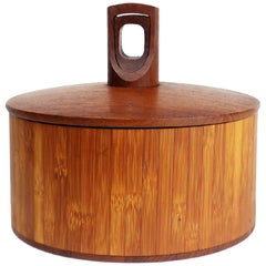 Danish Modern Dansk Teak Ice Bucket