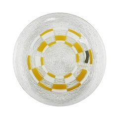 Midcentury Round Georges Briard Serving Tray