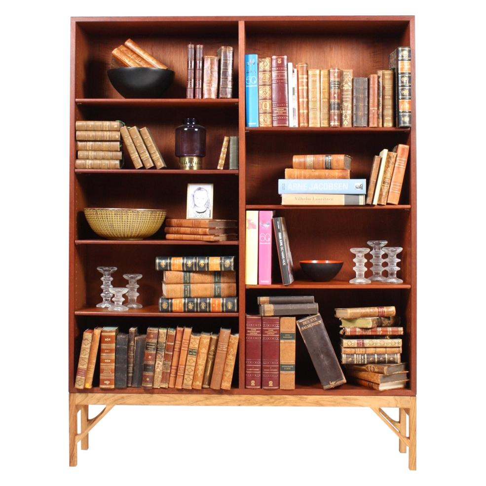 """Tall """"China"""" Bookcase by Børge Mogensen"""