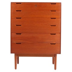 Commode in Teak by Svend Langkilde for Illums Bolighus
