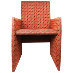 1980s Brayton International Side Chair