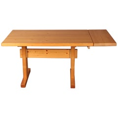 Charlotte Perriand Extension Table for Les Arcs