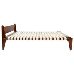 Pierre Jeanneret Daybed from Chandigarh, India
