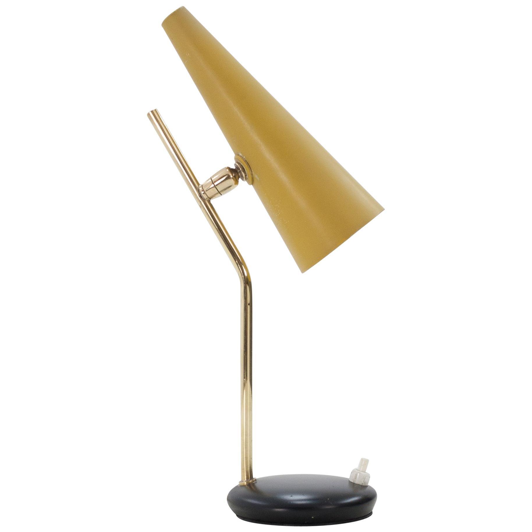 Italian Table Lamp Attributed to Stilnovo