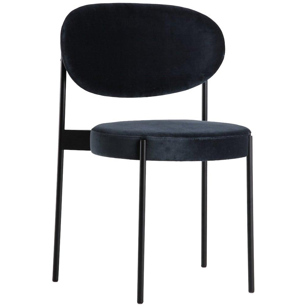 430 Chair in Blue by Verner Panton