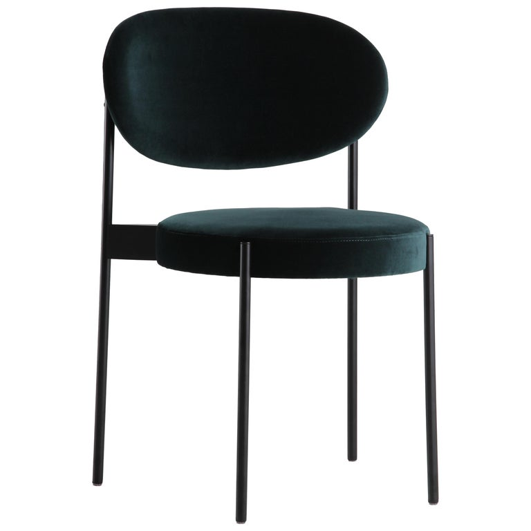 430 Chair in Green by Verner Panton For Sale