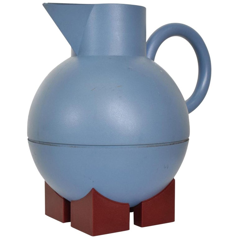 Mid-Century Modern Thermos Carafe Model Euclid by Michael Graves for Alessi For Sale