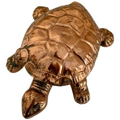 Mechanical Turtle Pet Dish Spittoon