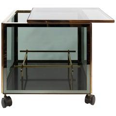 Italian Midcentury Bar / Side Table, circa 1960