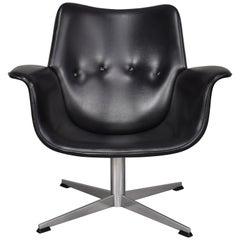 Executive Swivel Lounge Armchair by Topform, Netherlands, circa 1950