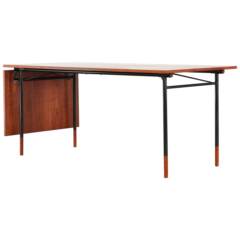 Finn Juhl Nyhavn Desk & Table, 1st Edition, 1945 by Illums Bolighus, København