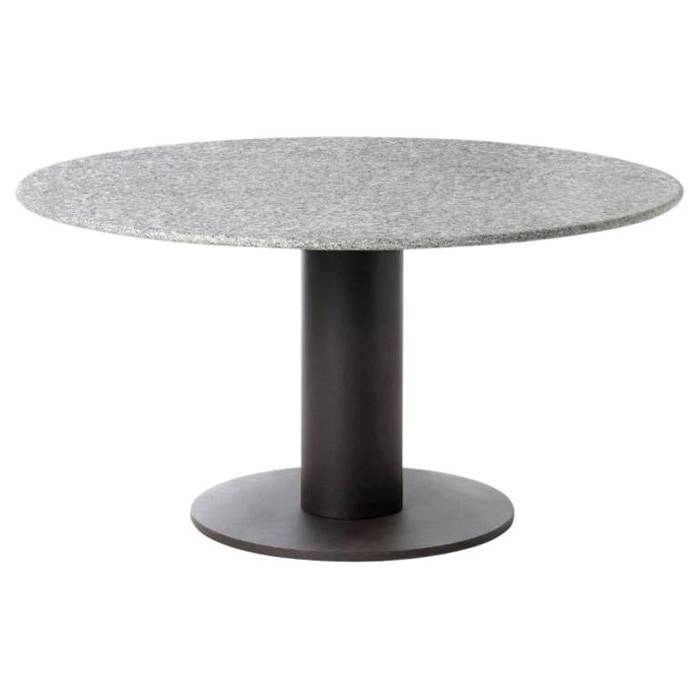 Roda Platter 314 Round Outdoor Stone, Round Stone Table Outdoor