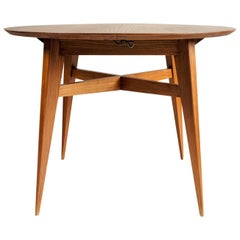 Roger Landault, Round Table in Elm, France, 1950