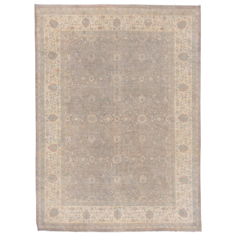New Neutral Sivas Carpet For Sale At 1stdibs