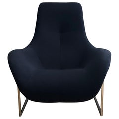 "B&B Italia ""Mart"" Adjustable Lounge Chair by Antonio Citterio"