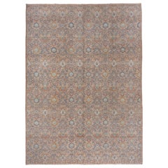 Hand Knotted Modern and Decorative Afghan Carpet