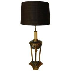 Neoclassical Chapman Lamp