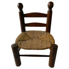 Kid's Chair in the Manner of Charlotte Perriand