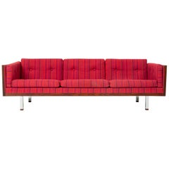 Danish Rosewood Case Sofa by Jydsk Mobelvaerk
