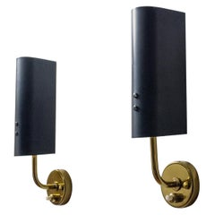 1950s French Modernist Sconces