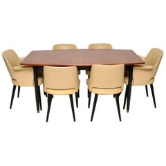 1950s Vintage Dining Suite by Robin Day for Hille