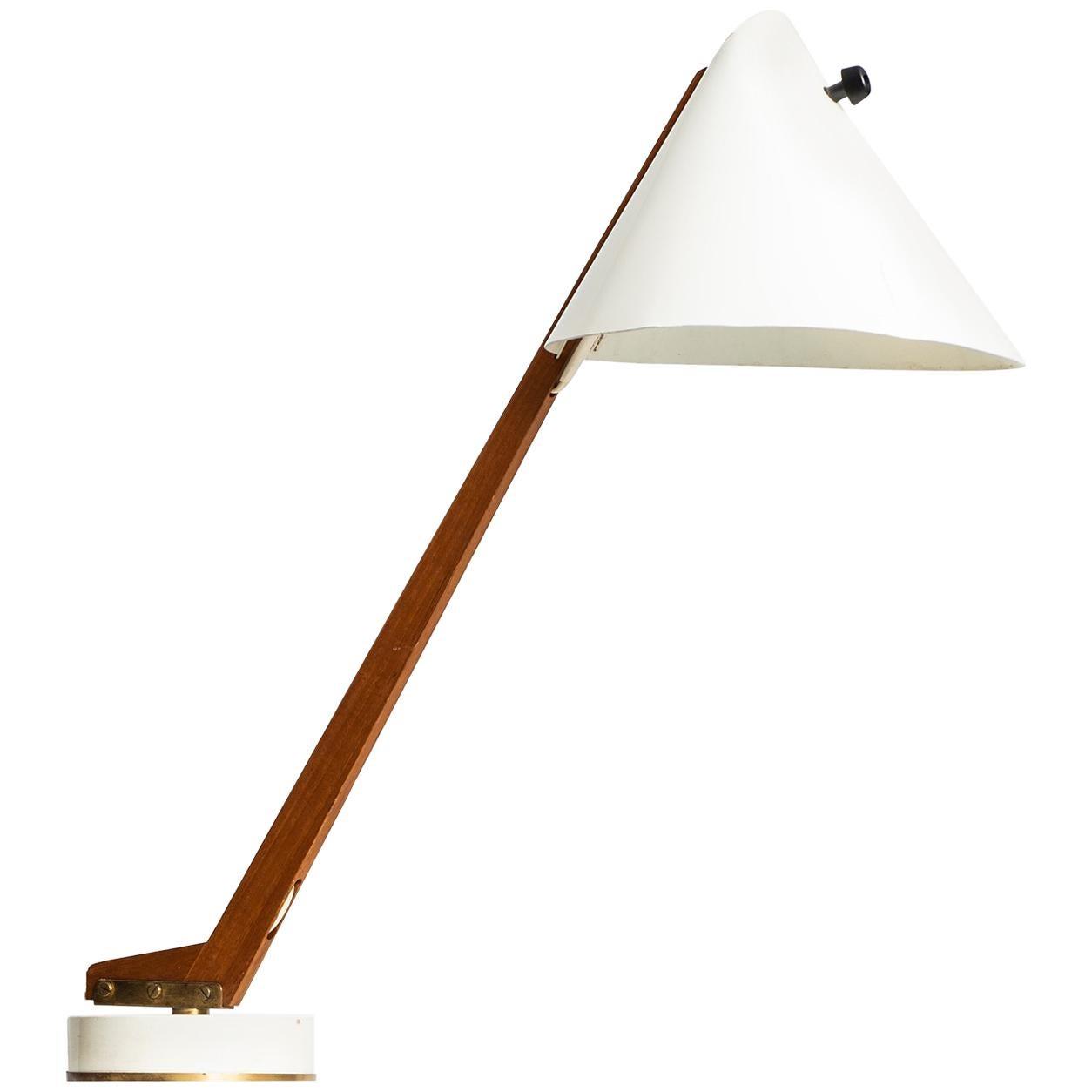 Hans-Agne Jakobsson Table Lamp Model B-54 by Hans-Agne Jakobsson AB in Sweden