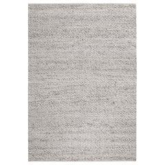 Dunes Melange Handwoven Thick Wool Rug