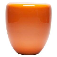 Dot, Side Table, Orange, by Reda Amalou Design, 21st Century