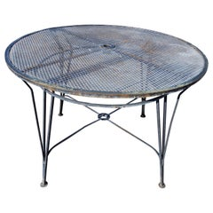 Salterini Table Mid-Century Modern Radar Design