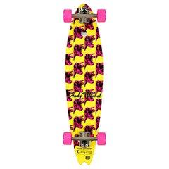 Andy Warhol Cow Skateboard 'New'