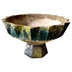Willy Guhl Chalice Shaped Planter