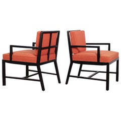 Pair of Armchairs by Tommi Parzinger