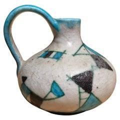Ceramic Pitcher by Guido Gambone