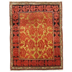 Antique Persian Souf Rug