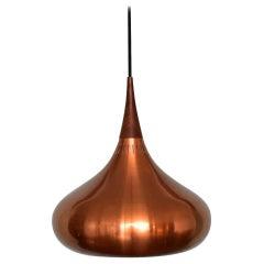 Vintage Jo Hammerborg Orient Pendant Lamp by Fog & Mørup, Denmark