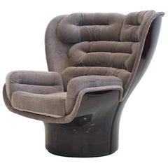 Joe Colombo Elda Lounge Chair