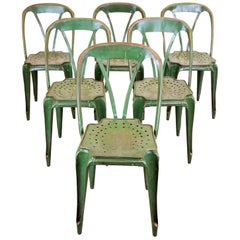 1940s Multipl's Dining Chairs Set of Six